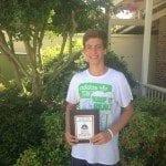 Alex Vanezis - 2nd Georgia State Open