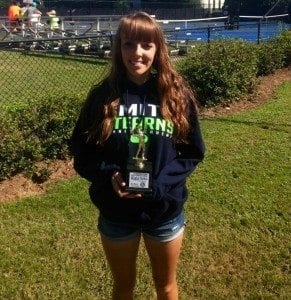 Natalie Kitchen win sc state open