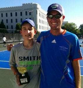 Sean Sculley win sc state open
